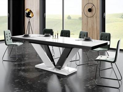 Modne i stylowe stoły do jadalni. Znadź stół idealny dla siebie.