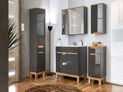 Meble do łazienki- stylowe i piekne szafki łazienkowe - duży wybór